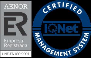 Tame certificado aenor