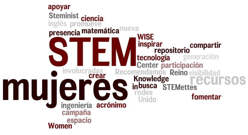 ¿Cómo aumentar el número de mujeres en STEM?