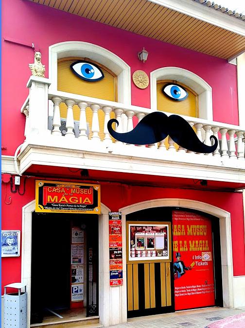 Excursión a la Casa Museo de la magia