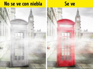 ¿Por qué en Londres las cabinas telefónicas son rojas?