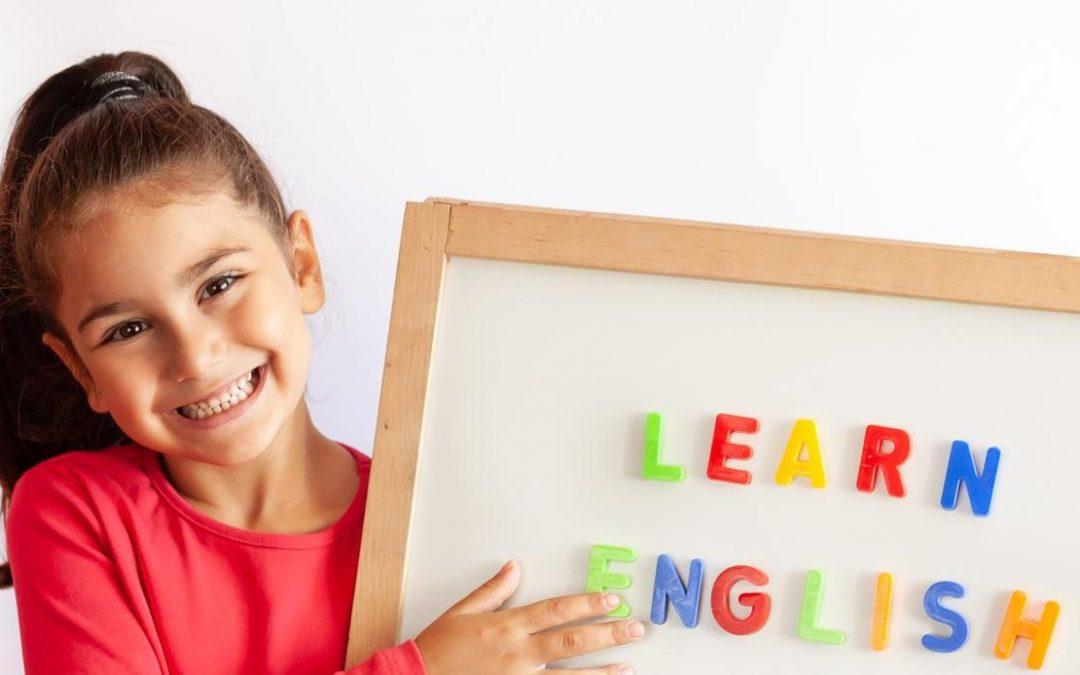 Tres claves para practicar inglés en casa con nuestros hijos