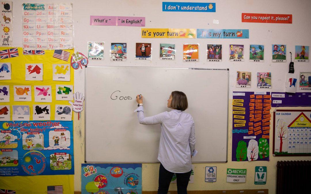 España perpetúa el mal nivel de inglés mientras otros países mejoran